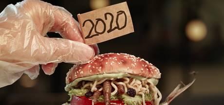 Burger King invente un burger à l'image de 2020: repoussant et immangeable