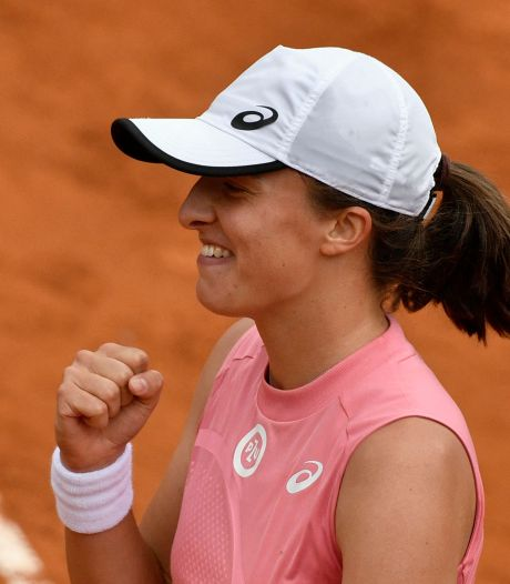 Double 6-0: Iga Swiatek lamine Karolina Pliskova en finale à Rome