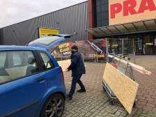 Klussers blij met afhaalpunt bij bouwmarkt: 'Ik loop nu zelfs voor op mijn vijfjarenproject'