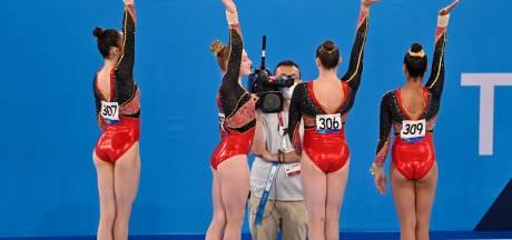 EN DIRECT: les gymnastes belges entrent en piste