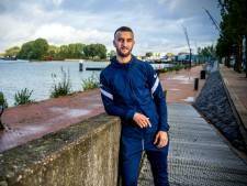 Ahmed El Azzouti zet doelpuntendrift voort bij Katwijk: 'Met mijn 31 jaar nog topfit'