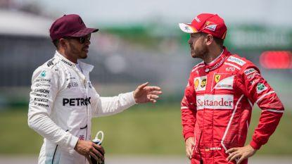De aanrijding tussen Vettel en Hamilton en een juichende Ricciardo: Alles wat u moet weten over de GP van Azerbeidzjan