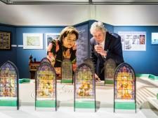 Nominatie Werelderfgoed blokkeert plan voor glas-in-loodmonument op Gorcumse stadswal
