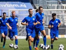Week van de transfergekte breekt aan bij FC Den Bosch: nog drie spelers op komst