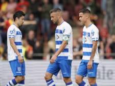 Bij PEC Zwolle is het nu al alarmfase 1: 'Ik ben er bang voor'