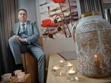 Edwin Kist is al ruim 15 jaar misschien wel de bekendste uitvaartondernemer van Twente
