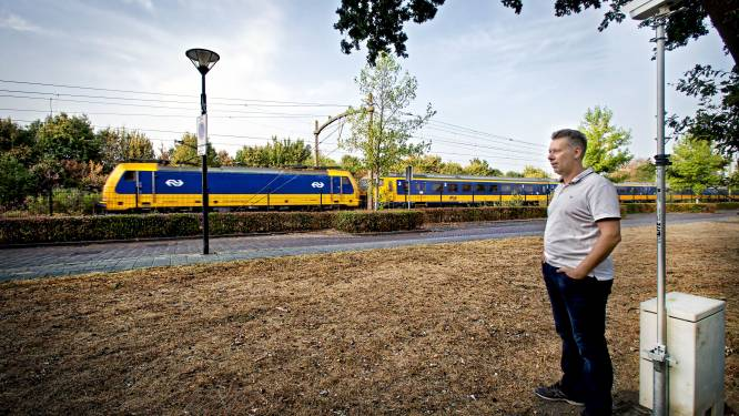 'Er is wel een oplossing voor trillingen door treinen tussen Dorst en Tilburg'