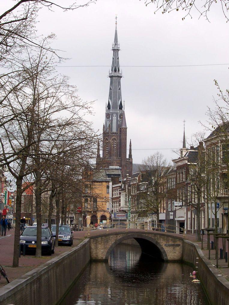 Leeuwarden. Beeld rv