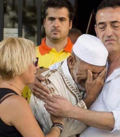 Le geste fort du père de Xavi, 3 ans, mort dans l'attaque de La Rambla