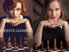 Sopiko is net Beth uit Queen's Gambit: 'Schaken is echt niet alleen voor mannen'