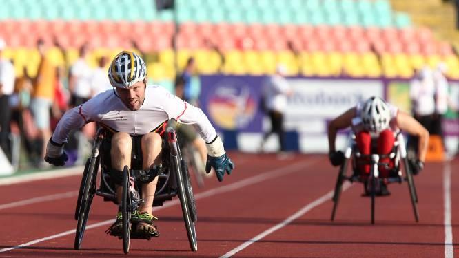 Peter Genyn haalt zilver (100m) en goud (200m) op EK G-atletiek