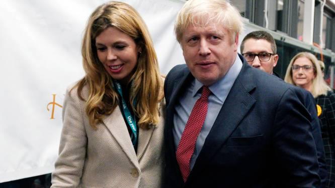 Boris Johnson (57) wordt voor zevende keer vader