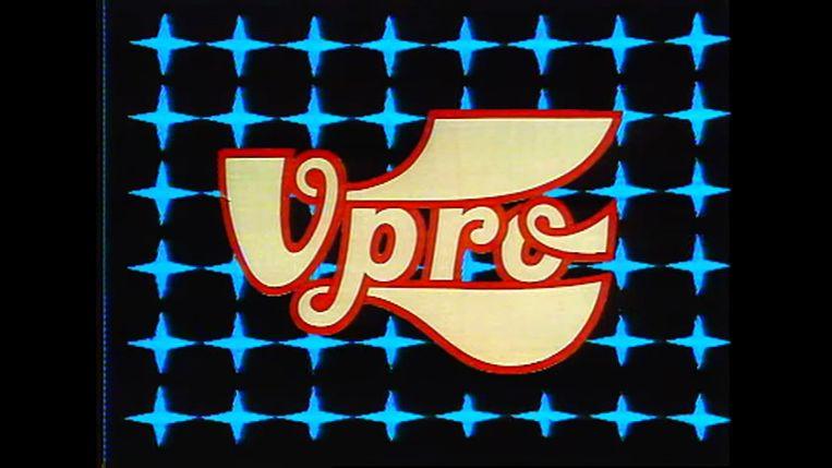 Jaap Drupsteens ontwerpen voor het logo van omroep VPRO tussen 1970 en 1979. Beeld Jaap Drupsteen