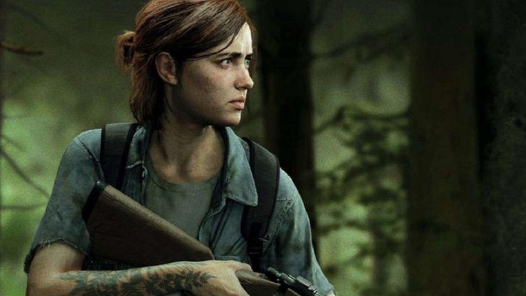 Still uit het veelbesproken 'The Last of Us Part II'.
