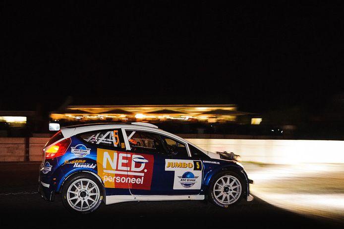 De GTC Rally trekt zich dit jaar (als het door mag gaan) compact terug in en rond Achtmaal.