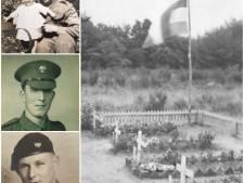 De vergeten begraafplaats voor Britse militairen die vochten om de Waalbrug