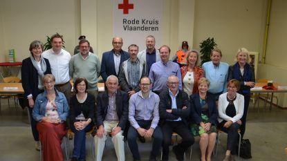Bloedgevers Rode Kruis gehuldigd