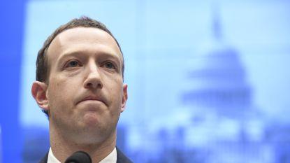 Ook Mark Zuckerbergs eigen Facebookgegevens gelekt aan Cambridge Analytica