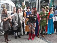 Sprookjesfestival Arnhem bekroont 'té gekke' vrijwilliger