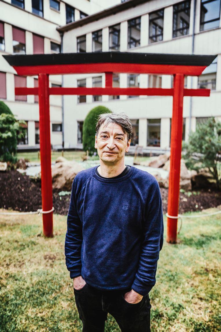 'Met een losgeslagen rockgroep ben ik in Japan eens verzeild geraakt in een plundering van een 7-Eleven-warenhuis.'  Beeld Stefaan Temmerman