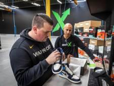 Waarde sneakerbeurs StockX naar 3,8 miljard dollar