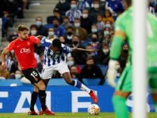 Real Sociedad na zege op Mallorca koploper in La Liga