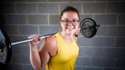 """Ooit woog ze 130 kilo, nu is ze personal coach: """"Hoe hard ik ook train, ik zal er nooit zo afgelijnd uitzien als andere coaches"""""""