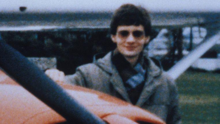Mathias Rust in 1987, kort voor zijn vlucht naar Moskou Beeld Patrick Piel/Getty Images