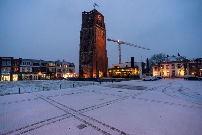 Het 'nieuwe' Petrus Dondersplein in Sint-Michielsgestel.