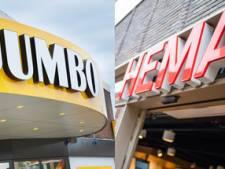 Samenwerking Hema en Jumbo: straks Hema-artikelen te koop in de supermarkt