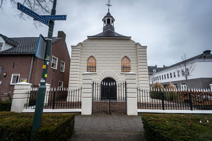 De Protestantse kerk in Bladel bestaat 200 jaar.
