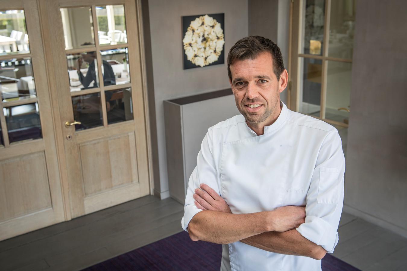Chef Angelo Rosseel van La Durée.