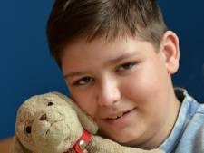 Hij had altijd pijn, maar Jorrit (17) genoot volop van het leven. Met Happy aan zijn zijde