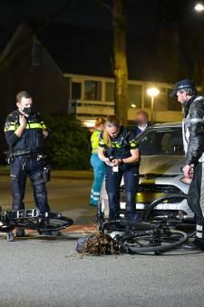 Twee fietsers aangereden in Tilburg, vrouw gewond naar ziekenhuis gebracht
