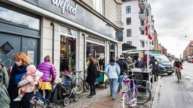Deense supermarkt verkoopt enkel eten met verlopen houdbaarheidsdatum