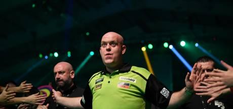 Van Gerwen snoert Wright de mond: 'Peter speelde slecht en daar moet je van profiteren'