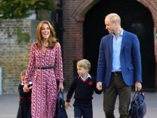 """Ces noms """"normaux"""" que le Prince George et la Princesse Charlotte utilisent à l'école"""