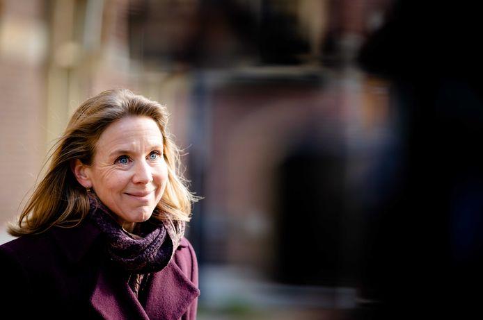 Staatssecretaris Stientje van Veldhoven (Milieu).