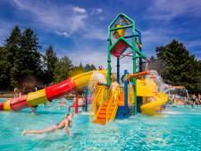 Apeldoorns Boschbad opent met Bommetje springen