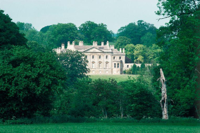 Barrington Park House  in Gloucestershire. Beeld