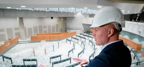 Tijdelijke Tweede Kamer van 161 miljoen euro niet coronaproof: 'We kunnen zo niet functioneren'