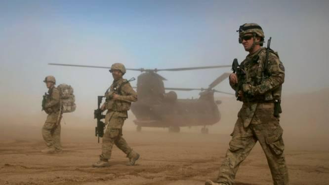 Geweld Afghanistan laait op tijdens terugtrekking NAVO