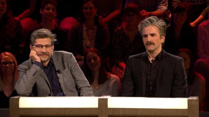 Wim Helsen en Jeroom zijn niet onder de indruk van Eriks moppen