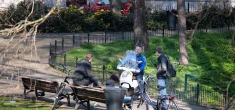 Drukte op straat en in de Gelderse natuur, maar boa's delen alleen boetes uit vanwege avondklok