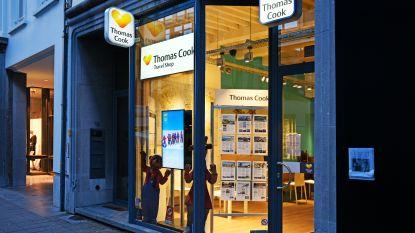 """Thomas Cook België: """"Alle winkels vandaag open om klanten te helpen"""""""
