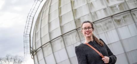 Heidi maakt publicatie over de Stingerbol: 'Sommige Edenaren denken dat er chemicaliën opgeslagen waren'
