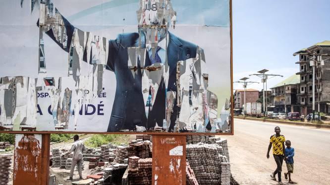 Ecowas wil binnen zes maanden nieuwe verkiezingen in Guinee