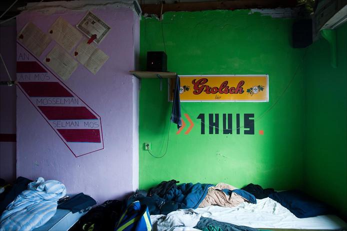 Studenten gaan steeds later  op kamers wonen.