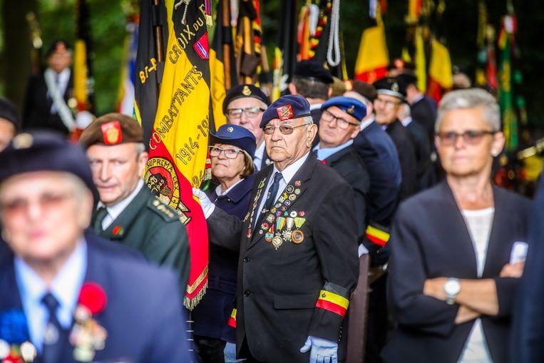 Zevenkerken herdenking 75 jaar bevrijding