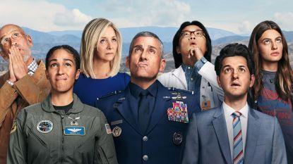 Netflix bundelt krachten met Steve Carell en Lisa Kudrow voor komische serie 'Space Force'